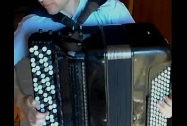 play and record any style of music on accordion