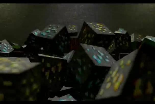 amazing Minecraft Video Intro