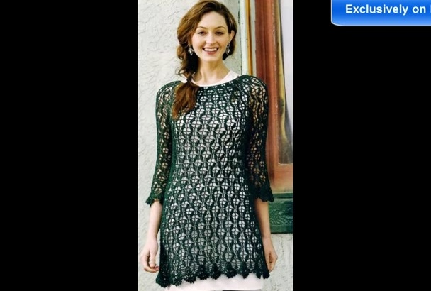 deliver English Crochet Patterns for these Crochet Models