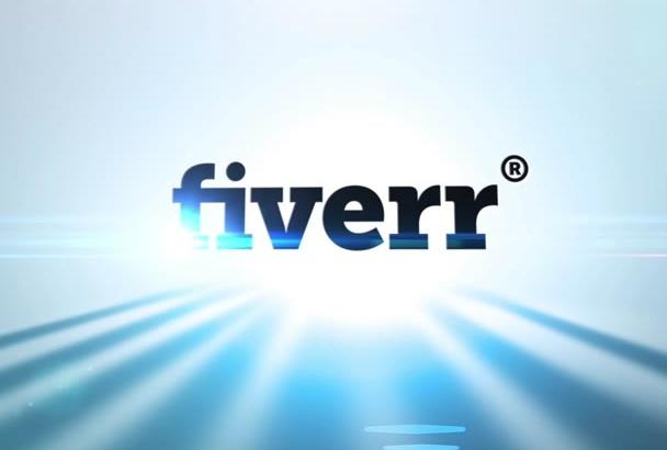 animate your logo profesionally