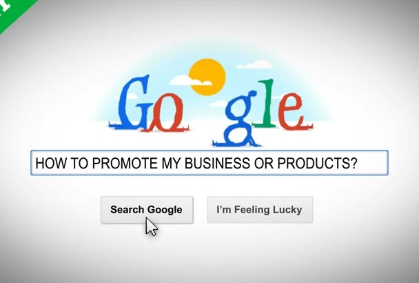 make This Awesome GOOGLE Search Animated Promo Video