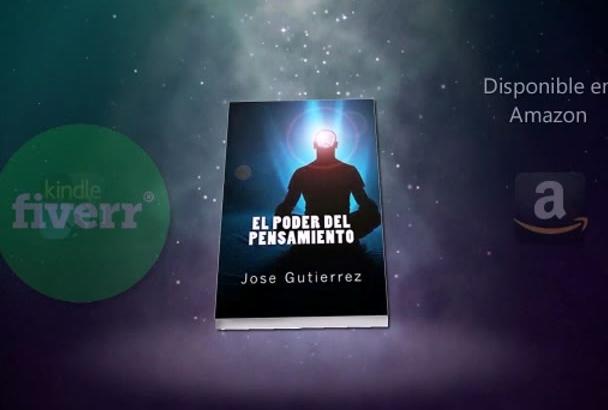 diseñar la portada de tu libro o ebook