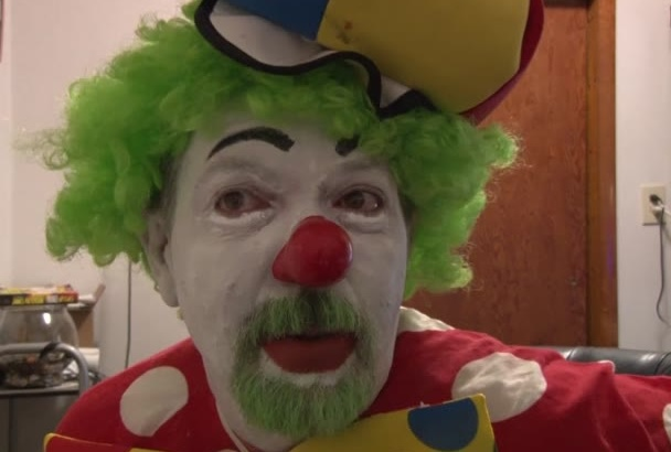 sing Happy Birthday to anyone you want as Sobee The Clown