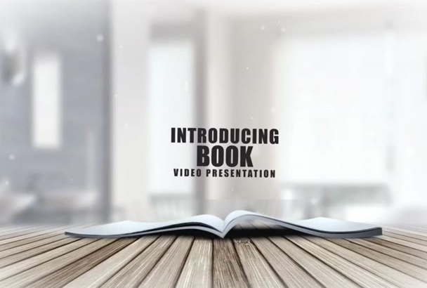 customize this BOOK product or business slideshow presentation