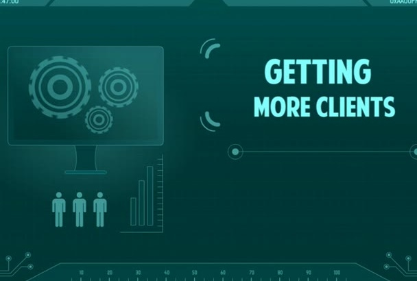 create Amazing 2D animated explainer video for your products and services