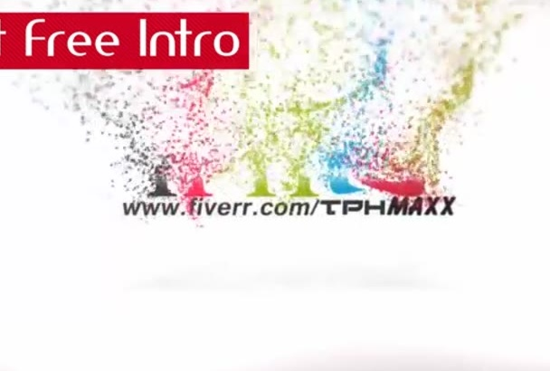 make creative PARTICLE animation
