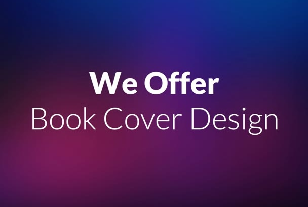 design unique,pro and Awesome Book,eBook Kindle Cover