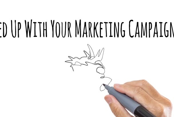 create a outstanding promotional whiteboard animation video