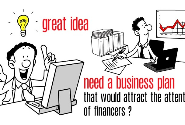 write A Fundraising Business Plan for your Startup Company