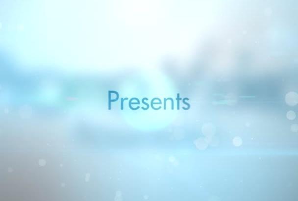 make this STYLISH promo video