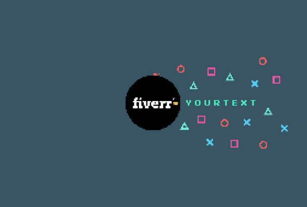 create a COOL video intro for your company logo
