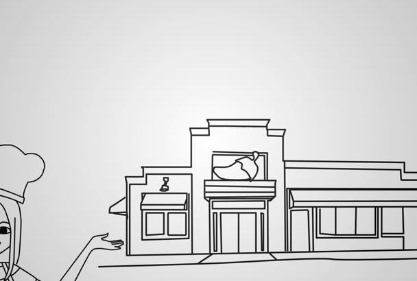 make a professional eye catching Whiteboard Video