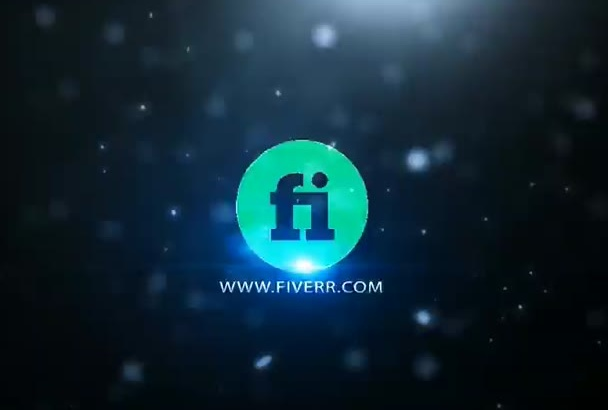 make logo animation video