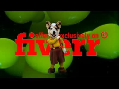 create this hilarious Dancing Dog Video