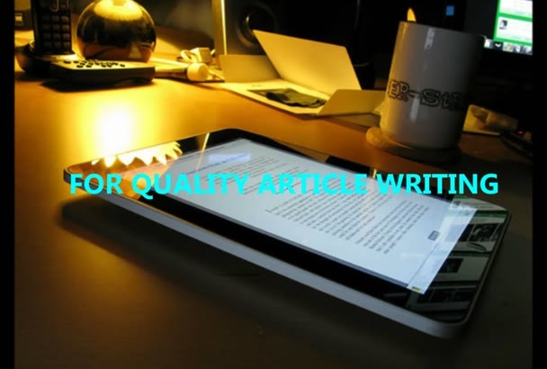 write a 400 word article