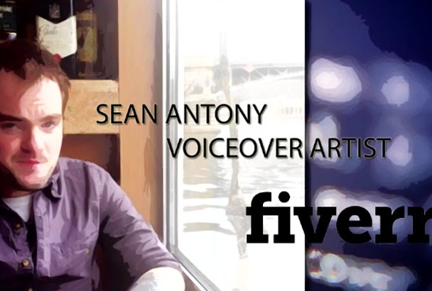 record a high quality,  200 word American voice over for you