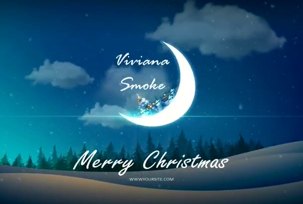 make Stunning Christmas Video