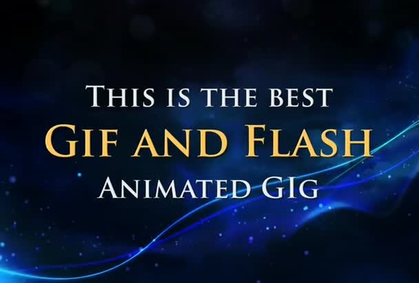 make amazing GIF banner for your website