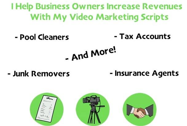 write a Script for Video Marketing