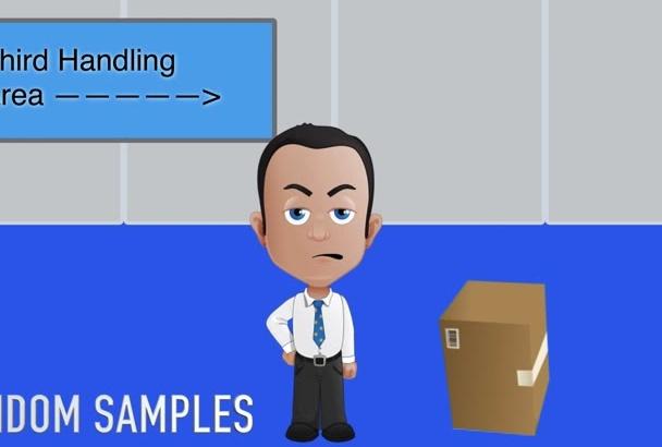 create a white board explainer video