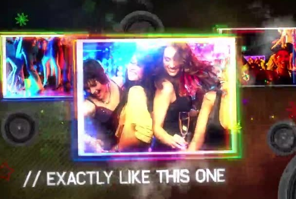create This Party Video Promotion HQ 1080P