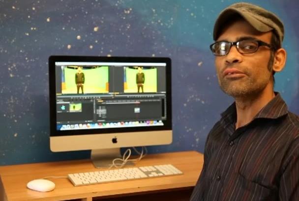 professionally edit music videos,films, audio files,podcast