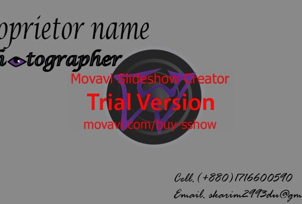 create your Business card