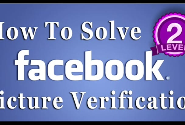 unlock Facebook Photo Tag Verification
