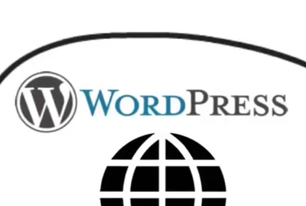 setup your Wordpress blog within 2 days