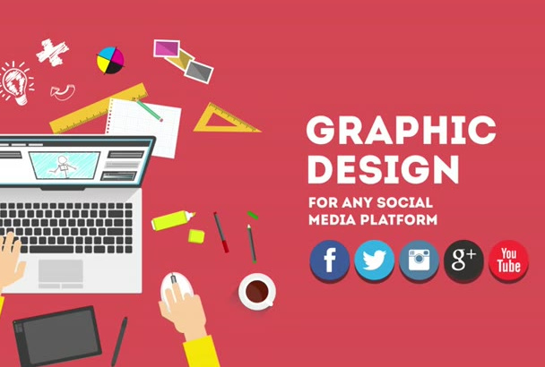 create AMAZING facebook, youtube, twitter cover