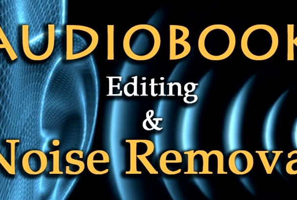 edit your RAW audiobook recording