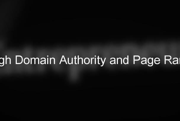 guest Post on Authority Blogs with DA 40 to 98