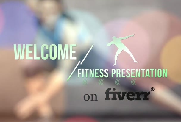 create fitness video production company