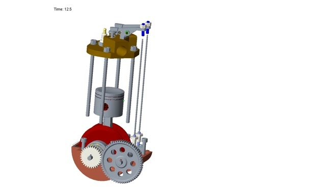 make CAD cam model in creo for you
