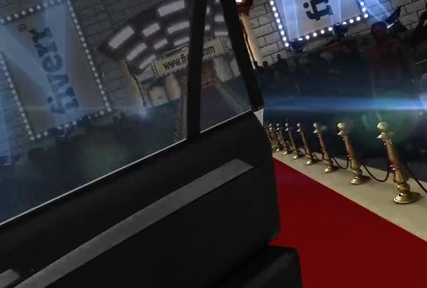 create your video animation look like cinema