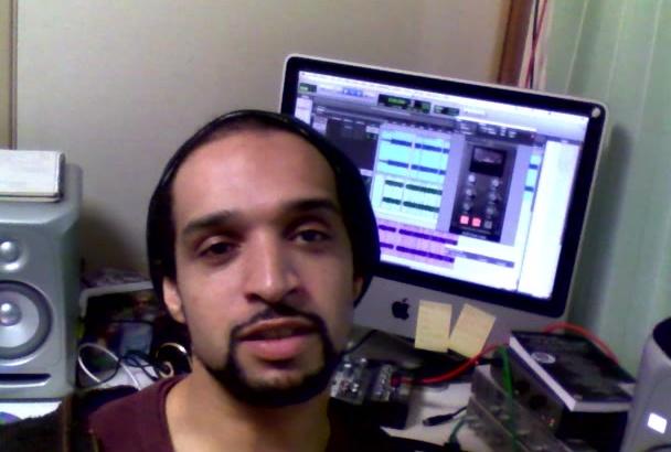 mix your rap vocals like a pro