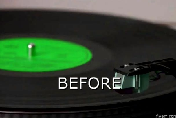 digitally remaster your old recordings