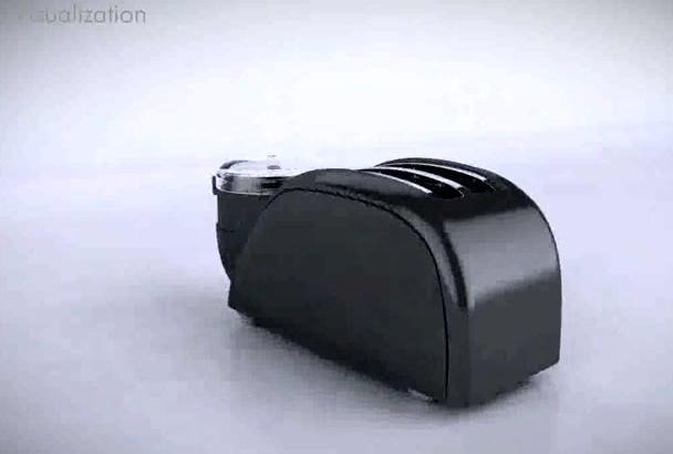 do 3D PRODUCT Explainer Commercial