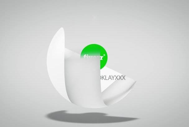 elegant Logo Video HD