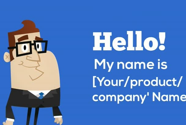 create video for your company or product or for you as a resume
