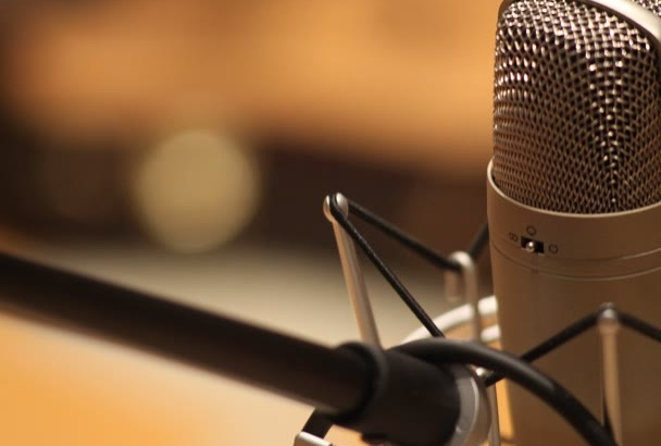 grabar mi voz profesional en español