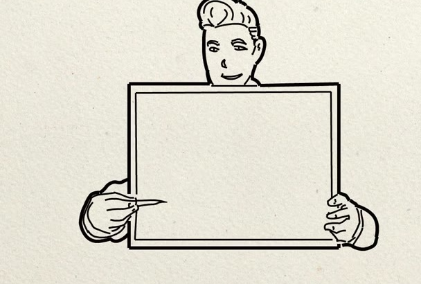create an ENGAGING whiteboard explainer animation video