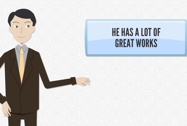create an Eye Catching Whiteboard Video Animation in 24 HRS