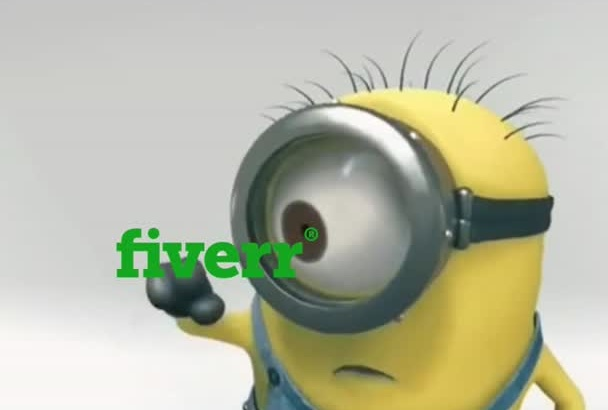 make Minions advertise your company or text