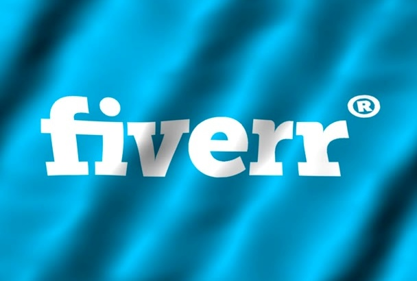 make loopable 3D waving flag animation of any image, logo or text in HD
