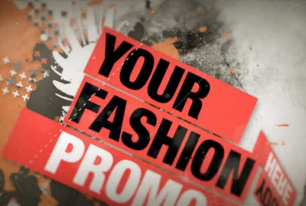 make Stylish Promo For Your Fashion Collection