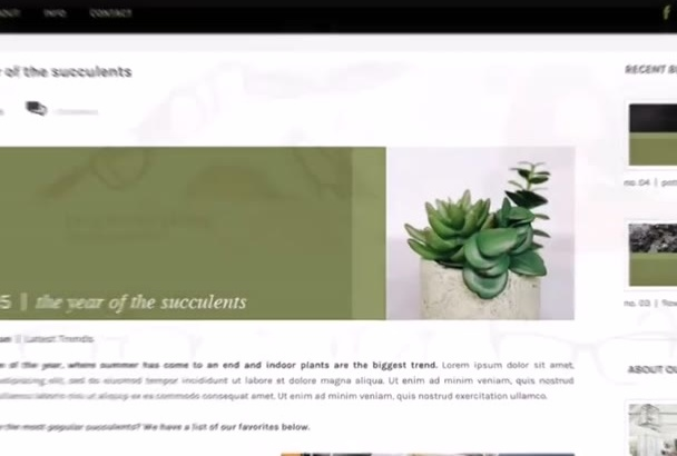 make a Weebly Website for Your Business