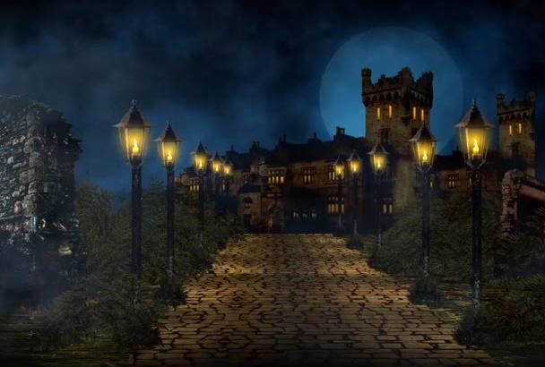 creat Amazing Halloween Promo