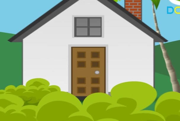 make a beautiful intro for your real estate company