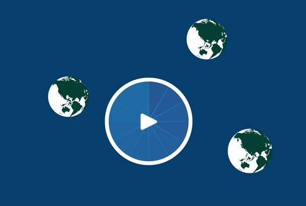 create a custom EXPLAINER video including voiceover